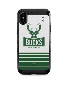 Milwaukee Bucks Static iPhone XS Cargo Case