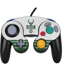 Milwaukee Bucks Static Nintendo GameCube Controller Skin