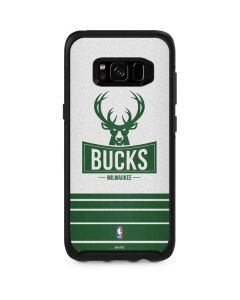Milwaukee Bucks Static Otterbox Symmetry Galaxy Skin