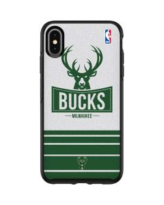 Milwaukee Bucks Static Otterbox Symmetry iPhone Skin