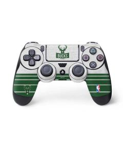Milwaukee Bucks Static PS4 Controller Skin