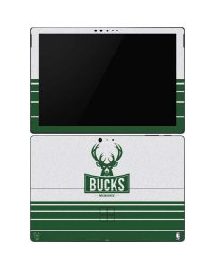 Milwaukee Bucks Static Surface Pro 6 Skin