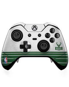 Milwaukee Bucks Static Xbox One Elite Controller Skin