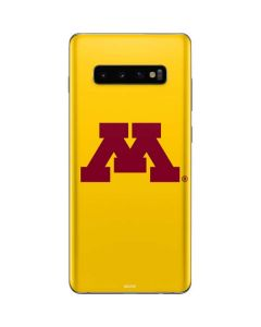 Minnesota Golden Gophers Galaxy S10 Plus Skin