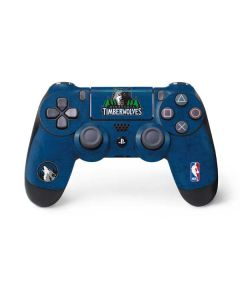 Minnesota Timberwolves Distressed PS4 Pro/Slim Controller Skin