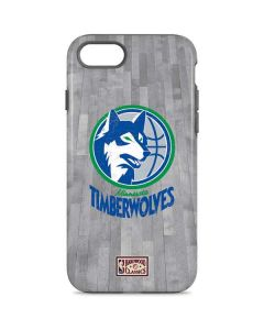 Minnesota Timberwolves Hardwood Classics iPhone 8 Pro Case