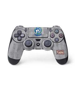 Minnesota Timberwolves Hardwood Classics PS4 Controller Skin
