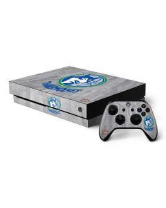Minnesota Timberwolves Hardwood Classics Xbox One X Bundle Skin