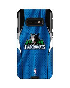 Minnesota Timberwolves Jersey Galaxy S10e Pro Case