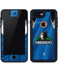 Minnesota Timberwolves Jersey iPhone 7 Plus Waterproof Case