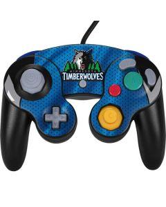Minnesota Timberwolves Jersey Nintendo GameCube Controller Skin