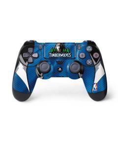 Minnesota Timberwolves Jersey PS4 Controller Skin