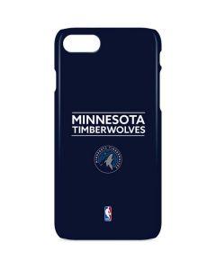Minnesota Timberwolves Standard - Navy Blue iPhone 8 Lite Case