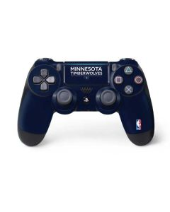 Minnesota Timberwolves Standard - Navy Blue PS4 Pro/Slim Controller Skin
