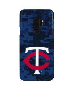 Minnesota Twins Digi Camo Galaxy S9 Plus Lite Case