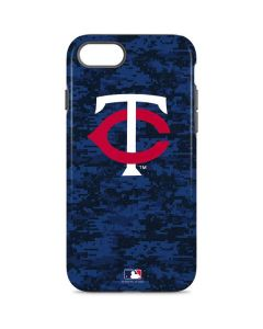 Minnesota Twins Digi Camo iPhone 8 Pro Case
