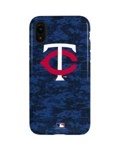 Minnesota Twins Digi Camo iPhone XR Pro Case