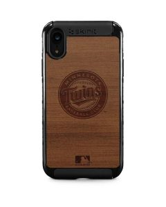 Minnesota Twins Engraved iPhone XR Cargo Case