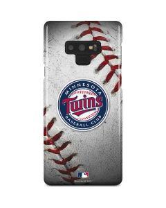 Minnesota Twins Game Ball Galaxy Note 9 Lite Case