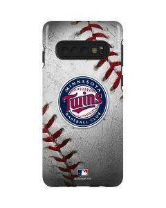 Minnesota Twins Game Ball Galaxy S10 Pro Case