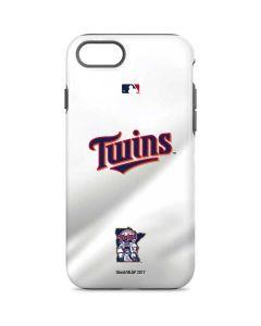 Minnesota Twins Home Jersey iPhone 8 Pro Case