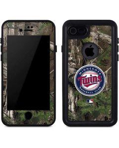 Minnesota Twins Realtree Xtra Green Camo iPhone 8 Waterproof Case