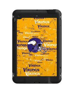 Minnesota Vikings - Blast LifeProof Fre iPad Mini 3/2/1 Skin