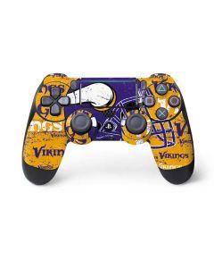 Minnesota Vikings - Blast PS4 Pro/Slim Controller Skin