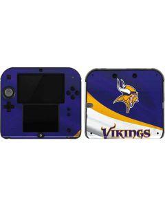 Minnesota Vikings 2DS Skin