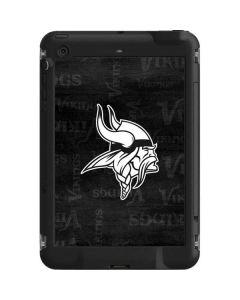 Minnesota Vikings Black & White LifeProof Fre iPad Mini 3/2/1 Skin