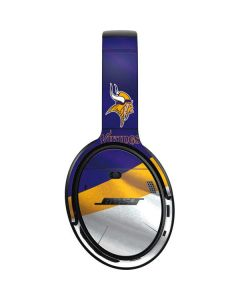 Minnesota Vikings Bose QuietComfort 35 Headphones Skin