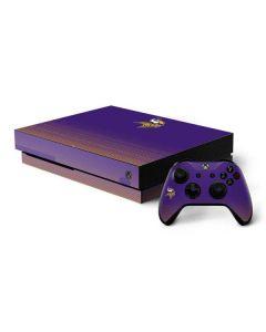 Minnesota Vikings Breakaway Xbox One X Bundle Skin
