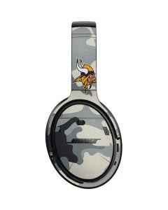 Minnesota Vikings Camo Bose QuietComfort 35 Headphones Skin