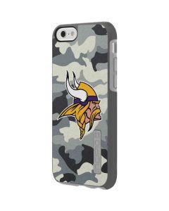 Minnesota Vikings Camo Incipio DualPro Shine iPhone 6 Skin