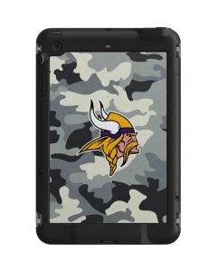 Minnesota Vikings Camo LifeProof Fre iPad Mini 3/2/1 Skin