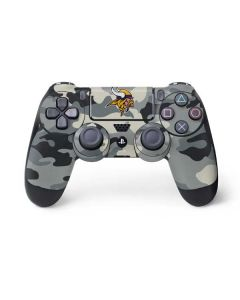 Minnesota Vikings Camo PS4 Controller Skin