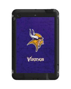 Minnesota Vikings Distressed LifeProof Fre iPad Mini 3/2/1 Skin