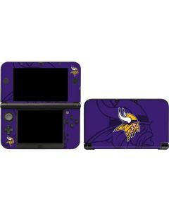 Minnesota Vikings Double Vision 3DS XL 2015 Skin