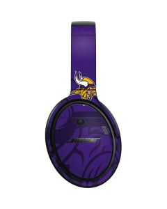 Minnesota Vikings Double Vision Bose QuietComfort 35 Headphones Skin