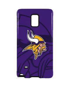 Minnesota Vikings Double Vision Galaxy Note 4 Pro Case