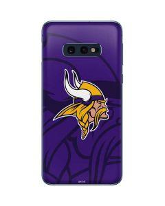 Minnesota Vikings Double Vision Galaxy S10e Skin