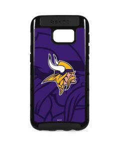 Minnesota Vikings Double Vision Galaxy S7 Edge Cargo Case
