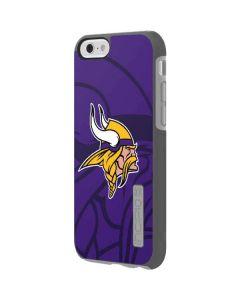 Minnesota Vikings Double Vision Incipio DualPro Shine iPhone 6 Skin