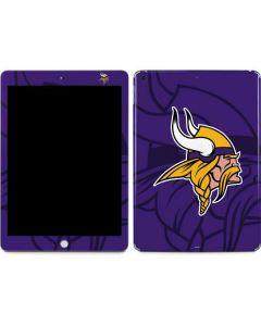 Minnesota Vikings Double Vision Apple iPad Skin