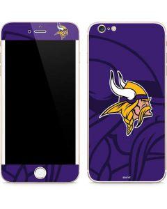 Minnesota Vikings Double Vision iPhone 6/6s Plus Skin