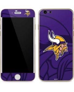 Minnesota Vikings Double Vision iPhone 6/6s Skin