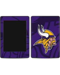 Minnesota Vikings Double Vision Amazon Kindle Skin