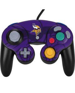 Minnesota Vikings Double Vision Nintendo GameCube Controller Skin