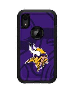 Minnesota Vikings Double Vision Otterbox Defender iPhone Skin