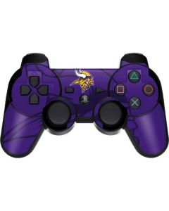 Minnesota Vikings Double Vision PS3 Dual Shock wireless controller Skin